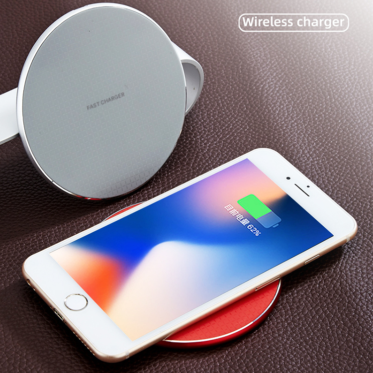 Hot seling 10W wireless charger qi wireless charger with usb quck charging for Samsung
